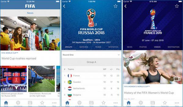 แนะนำแอพ : 2 แอพฟุตบอลโลก 2014 ที่น่าใช้