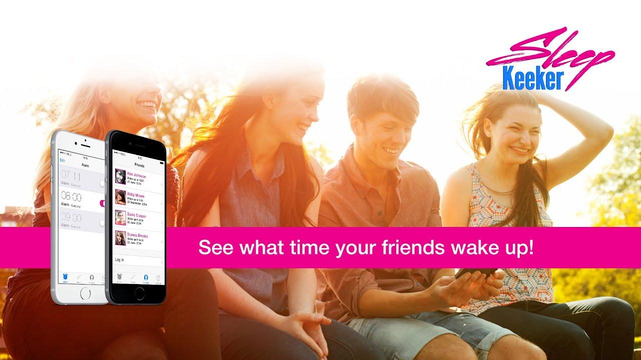 แข่งตื่นนอนกับเพื่อน ได้ด้วยแอพปลุกตื่นนอน