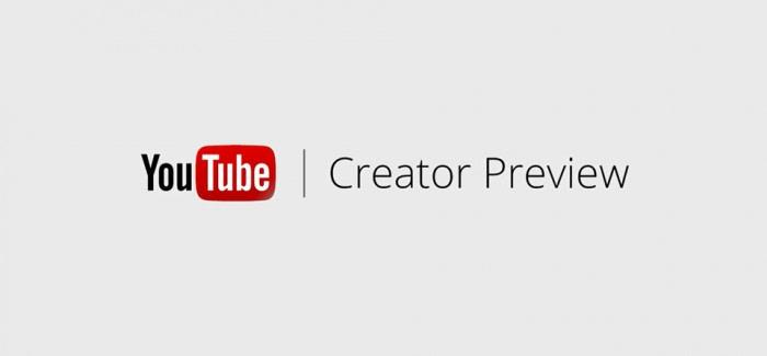 ข่าวประชาสัมพันธ์ : YouTube เปิดตัว Creator Preview แอพฯ ช่วยสร้างคลิปวิดีโอ